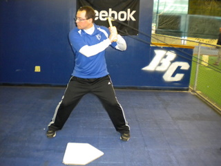 chas pippitt, drive developer, double inside load, baseball rebellion hitting load