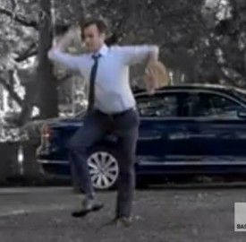Shoulder Flying Open, Pushing the Baseball, Volkswagen baseball commercial