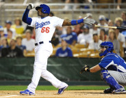 Yasiel Puig Hitting Mechanics