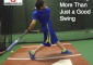 Case Study: More than Just a Good Swing