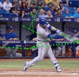 Devon Travis Baseball Mechanics
