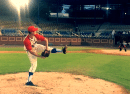 Higher Leg Kick leads to higher pitching velocity