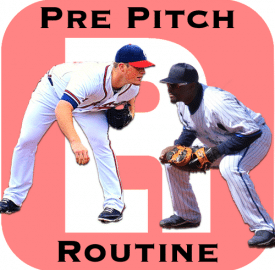 Pre Pitch Routine for All Baseball : Softball Positions