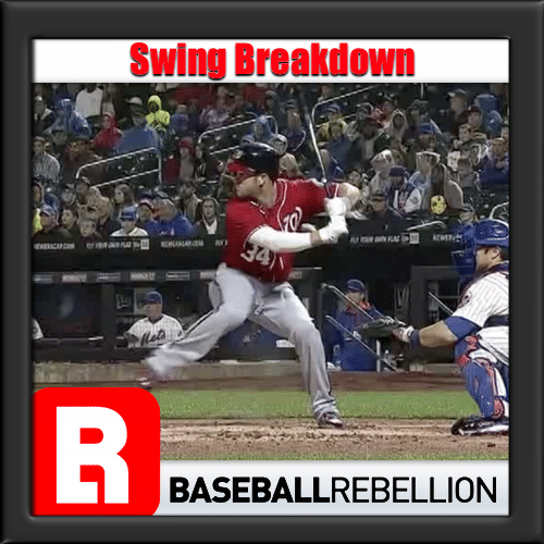 Baseball Rebellion Swing Breakdowns