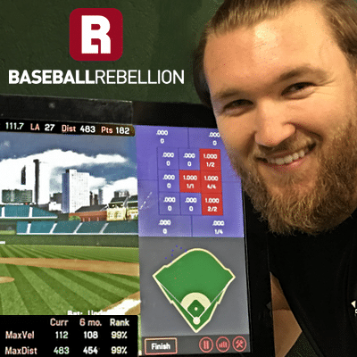 Baseball Rebellion Hitting Case Study