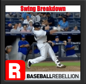 Gary Sanchez Baseball Rebellion Swing Breakdown