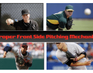 Proper Front Side Pitching Mechanics