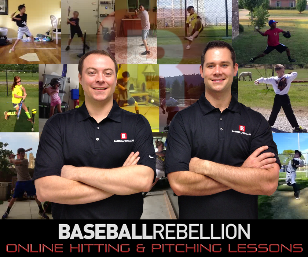 Baseball Rebellion: Online Hitting and Pitching Lessons