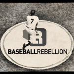 Mickey Mantle Baseball Rebellion