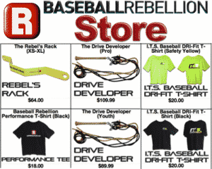 Baseball Rebellion Store
