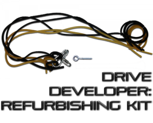 Drive Developer Refurbishing Kit
