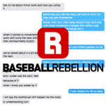 Hitting Conversations with Baseball Rebellion