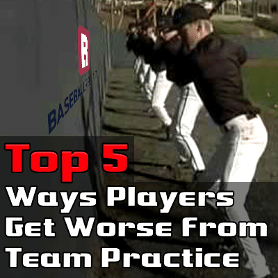 The WORST Hitting Drill for Baseball or Softball EXPOSED