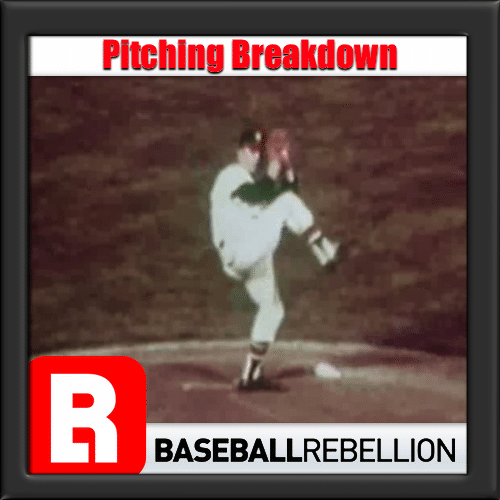 Baseball Rebellion Pitching Breakdowns