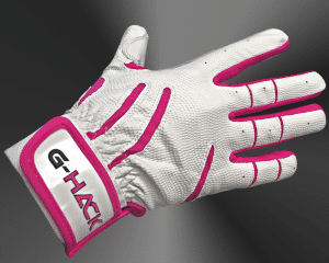 G-Hack Batting Gloves - Pink