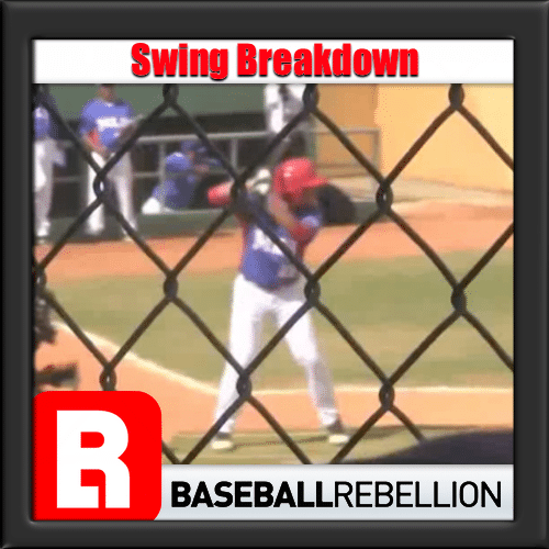 Gleybar Torres Baseball Rebellion Swing Breakdown