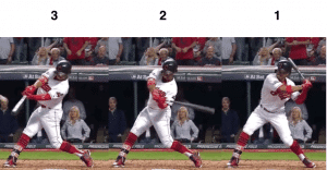 Baseball Swing Phases