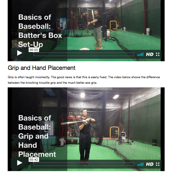 Basics of Baseball Coaches Clinic