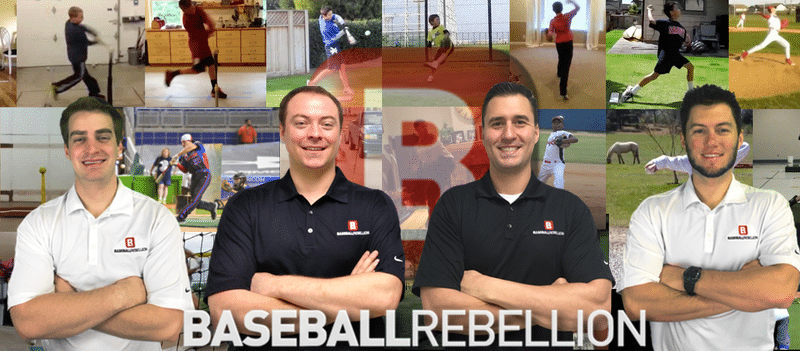 Online Lessons Baseball Rebellion
