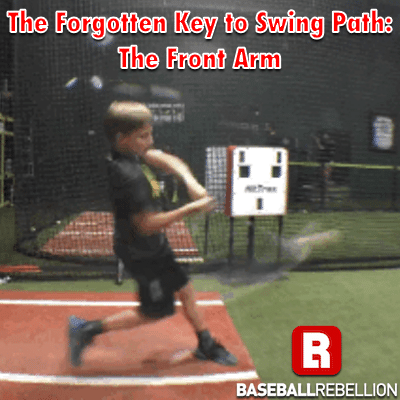 The Forgotten Key to Swing Path: The Front Arm