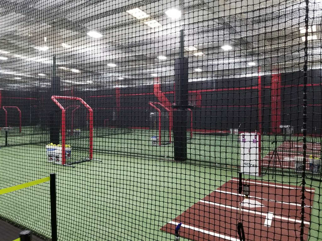 Instructor Cages