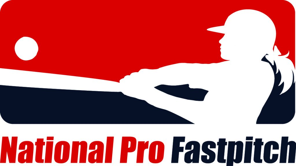 NPF Logo National Pro Fastpitch