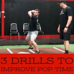 3 drills to improve pop time