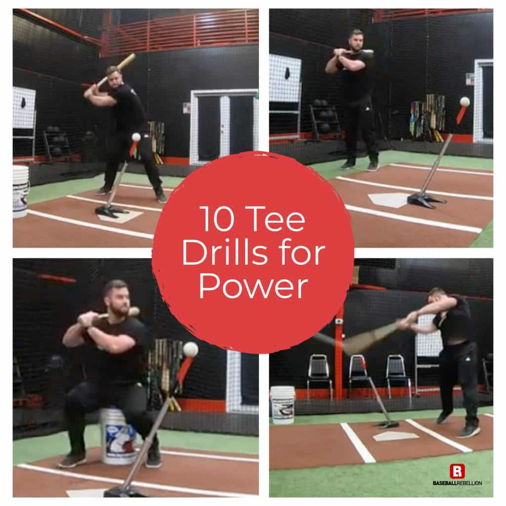 10 tee drills for power