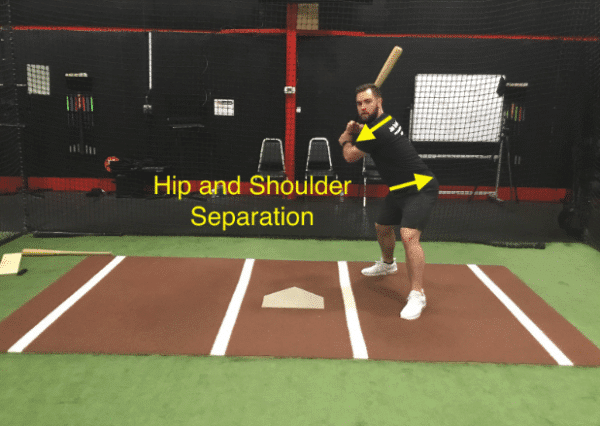 Hip and Shoulder Separation