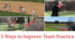 5 ways to improve team practice