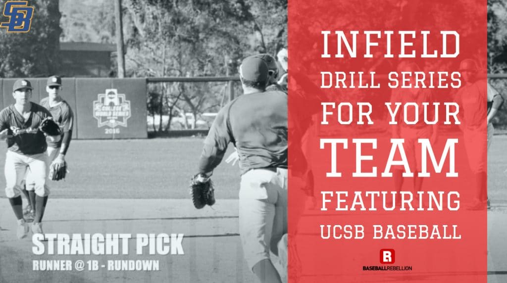 Infield drill series for your team