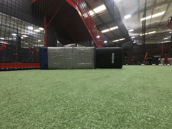 Shortstop Blocking Pads