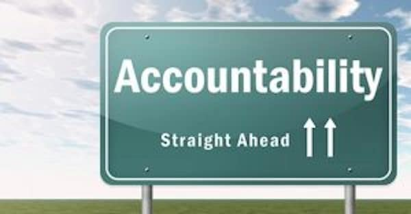Accountability Billboard
