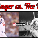 Bellinger vs the Babe