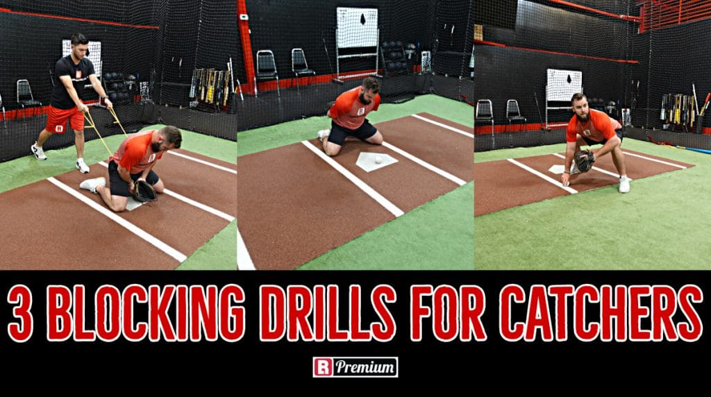 Blocking Drills for Catchers