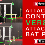 Attacking Contact vs Bat Path