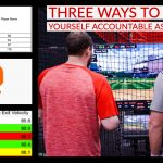 Three Ways to Hold Yourself Accountable as a Coach