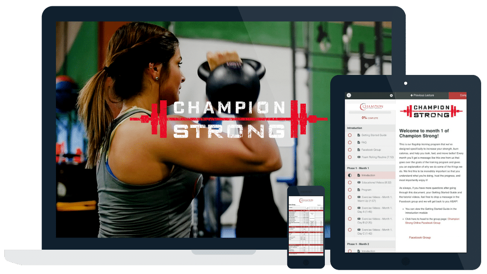 champion online multiple devices - teachable - 1000x563