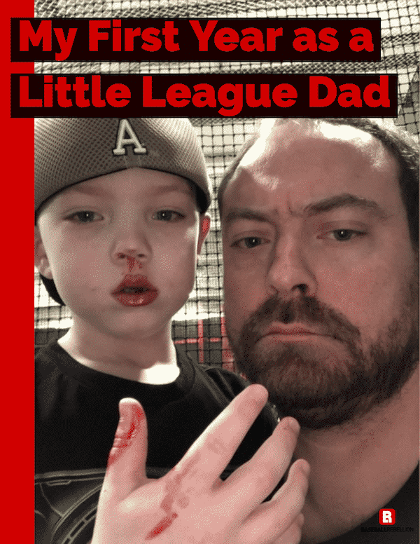 My First Year Little League Dad