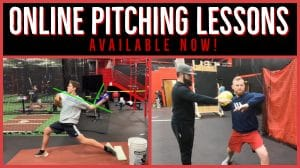 Online Pitching Lessons