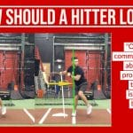 How Should a Hitter Load_