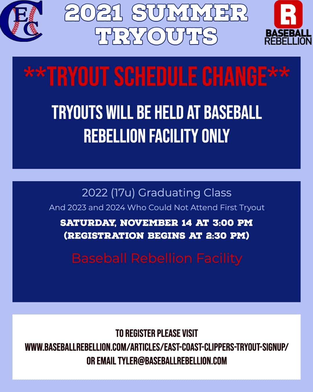 Clippers Tryout Info Copy