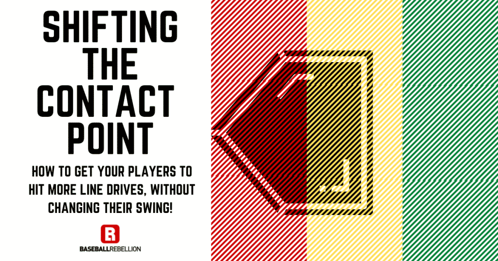 SHIFT YOUR CONTACT POINT