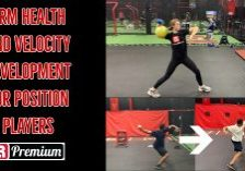 Arm Health and Velocity Development for Position Players