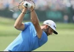 Dustin Johnson Grip