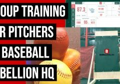 Group Training for Pitchers
