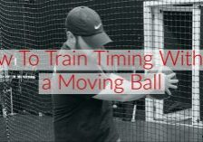 How To Train Timing Without a Moving Ball