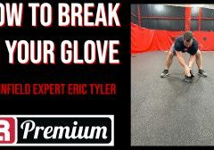 How to Break in Your Glove