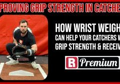 Improving Grip Strength in Catchers