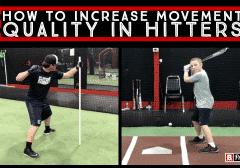 Increasing Movement Quality in Hitters